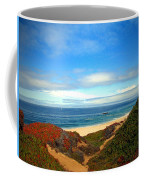 Garapata State Park South Of Monterey Ca Seven Coffee Mug