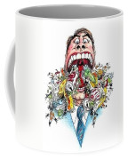 Garbage Mouth Coffee Mug
