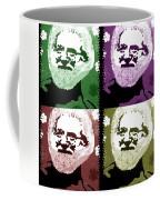 Garcia Seein Double Coffee Mug by Robert Margetts