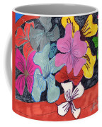 Garden Arrangement Coffee Mug