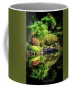 Garden At Shores Acres Coffee Mug