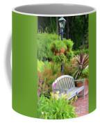 Garden Benches 5 Coffee Mug
