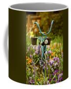 Garden Bicycle Coffee Mug