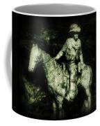 Garden Cowboy Coffee Mug
