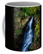 Garden Creek Falls Coffee Mug