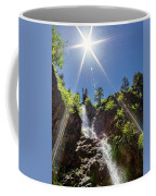 Garden Creek Falls Coffee Mug