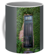 Garden Door Coffee Mug