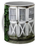 Garden Doors Coffee Mug