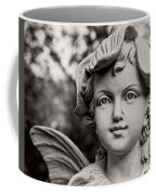 Garden Fairy - Sepia Coffee Mug