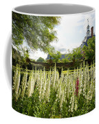 Garden Flowers At The Governor's Palace Coffee Mug
