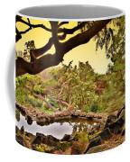 Garden For The Ones Of Flight - Deep Cut Gardens Coffee Mug