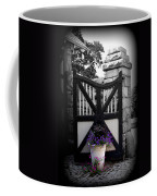 Garden Gate Coffee Mug