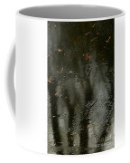 Garden In Winter. Coffee Mug