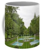 Italian Fountains Of The Garden Coffee Mug