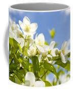 Garden Jasmin Coffee Mug