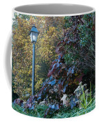 Garden Lamp Post Coffee Mug