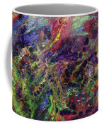 Garden Of Colorful Delight Coffee Mug