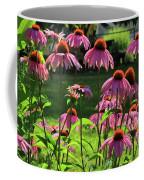 Garden Of Cones Coffee Mug