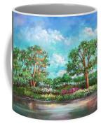 Summer In The Garden Of Eden Coffee Mug