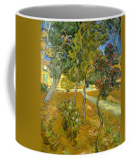Garden Of Saint Paul's Hospital Coffee Mug