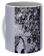 Garden Of Temptation Coffee Mug