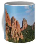 Garden Of The Gods Colorado De  Coffee Mug