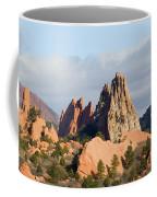 Garden Of The Gods Colorado Springs Coffee Mug