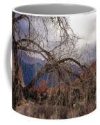 Garden Of The Gods Entrance Coffee Mug