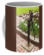 Garden Pump From The Old Days Coffee Mug