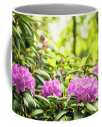 Garden Rododendron Bush Coffee Mug