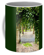Garden Ruins Coffee Mug