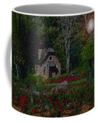 Garden Sleeping Coffee Mug