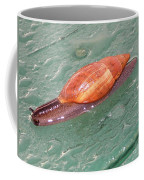 Garden Snail 4 Coffee Mug
