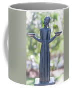 Garden Statue Dreams Coffee Mug