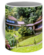 Garden Tea Houses Coffee Mug
