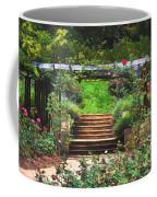 Garden Trellis Coffee Mug