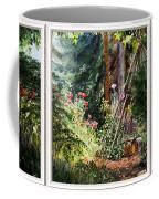 Garden View Window Coffee Mug