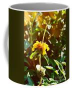 Garden Yellow Coffee Mug