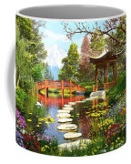 Gardens Of Fuji Coffee Mug