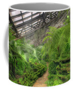 Garfield Park Conservatory Path Chicago Coffee Mug