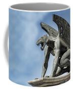 Gargoyle - Puente Del Regn Bridge - Valencia Spain Coffee Mug