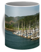 Garibaldi Oregon Marina Coffee Mug