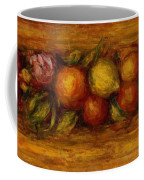 Garland Of Fruit And Flowers 1915 Coffee Mug
