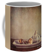 Garlic Cloves Coffee Mug by Priska Wettstein