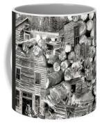 Garnet Montana Coffee Mug