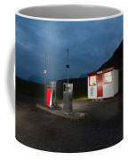 Gas Station In The Countryside, South Coffee Mug