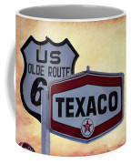 Gasoline Signs Coffee Mug