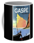 Gaspe Peninsula, Coast, Canada Coffee Mug