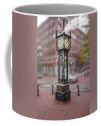 Gastown Steam Clock Coffee Mug