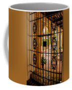 Gate - Alcazar Of Seville - Seville Spain Coffee Mug
